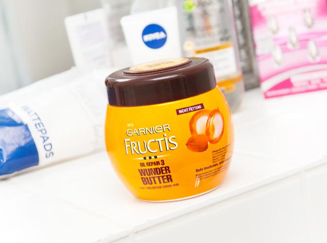 Garnier Fructis Wunder Butter Kur