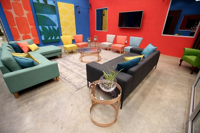 This Years BBNaija House Anything Is Not Like Any Other House Big Brother  House, And Hereu0027s A First Look At The Big Brother House With The Early  Photos ...