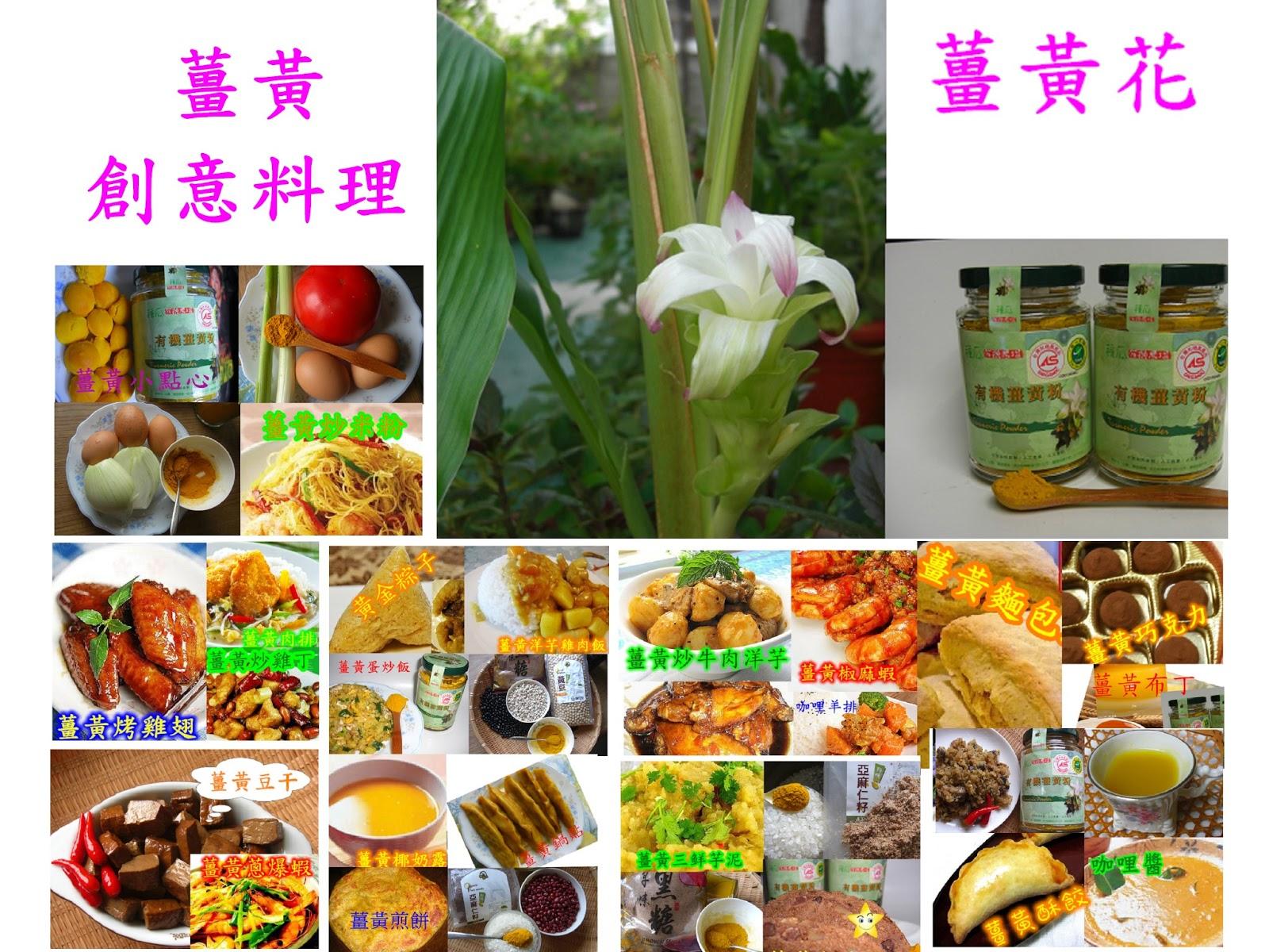 薑黃創意料理 | 臺灣最美