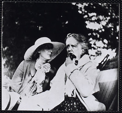 Virginia Woolf and Ethel Smyth