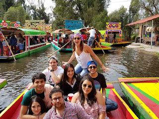 Xochimilco, Dronken, trajineras