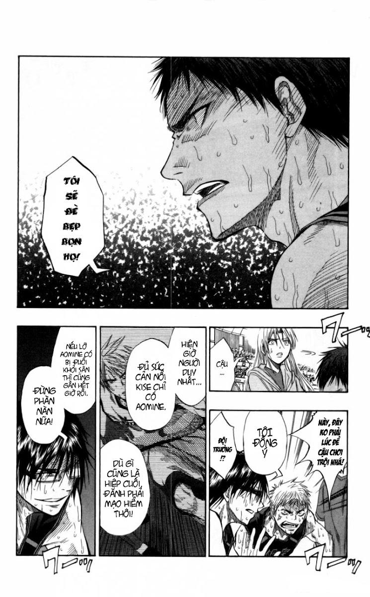 Kuroko No Basket chap 071 trang 8