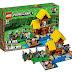 LEGO Minecraft the Farm Review!