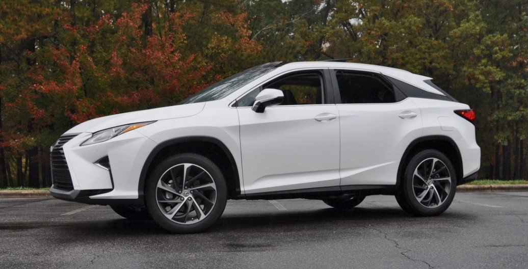 2017 lexus rx 350 f sport review cars reviews rumors and prices. Black Bedroom Furniture Sets. Home Design Ideas