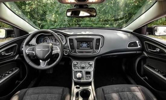 2017 Chrysler 200C Redesign
