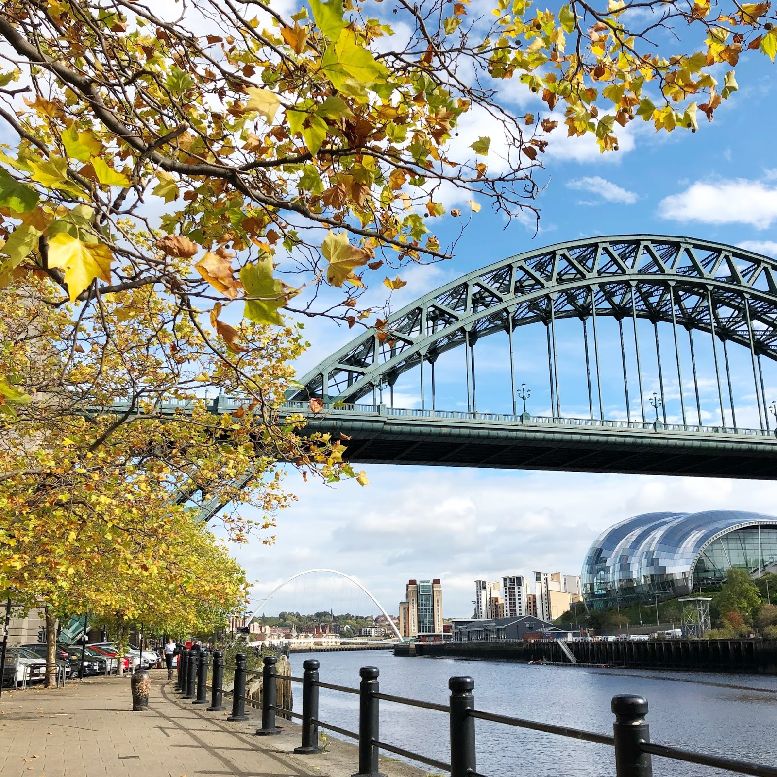 20 Things to do in Newcastle during your Lunch Hour - Quayside