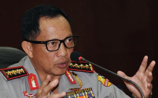 Kapolri Bersumpah Tak Konsultasi Kasus Ahok ke Presiden