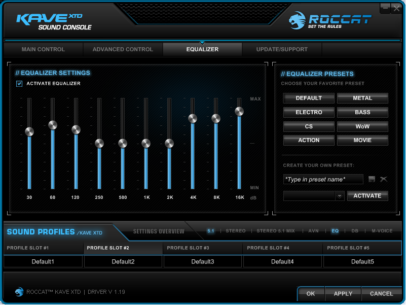 Unboxing & Review: Roccat Kave XTD 5.1 Digital Surround Sound Headset 76