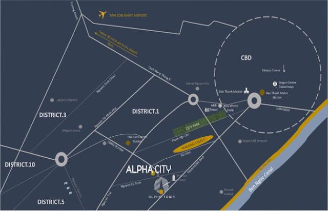 Alpha City Dự Án Mở Bán Đợt Đầu Alpha Hill