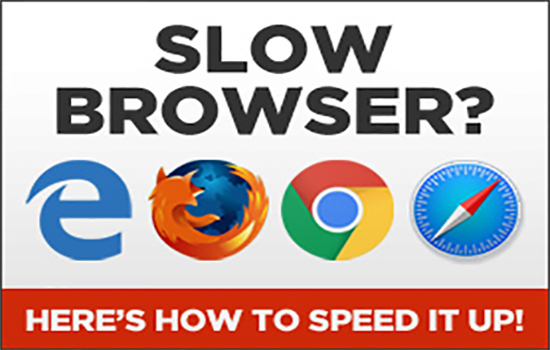 slow browser solution
