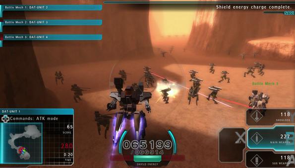 Assault Gunners HD Edition PC Full Español