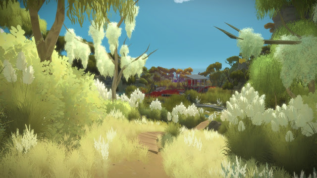 The Witness PC Game Download Photo