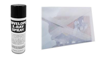 Spray y rayos X