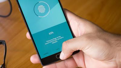 Tips Merawat Fingerprint Scanner Smartphone Tetap Awet