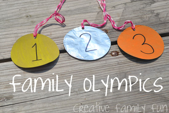 10 Olympic Crafts And Activities From It S Playtime The