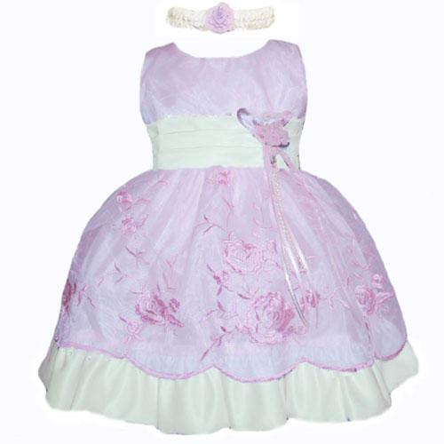 Baby Dress Up: Newborn Special Occasion Dresses