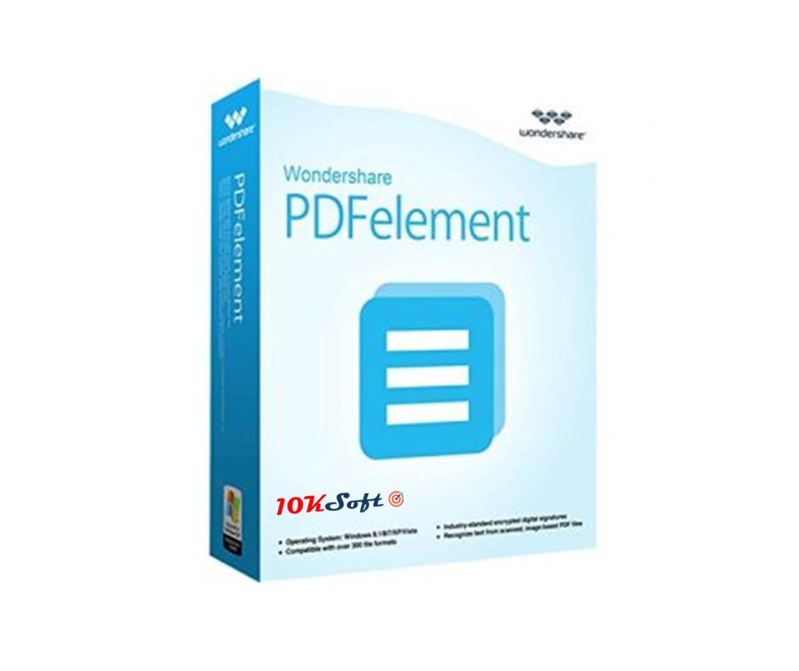 Download Wondershare PDF Element 5.5.1 for Mac OS X