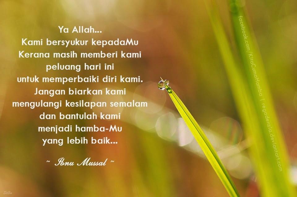 Doa Indah Buat Keluarga, Sahabat Dan Umat Islam Seluruhnya