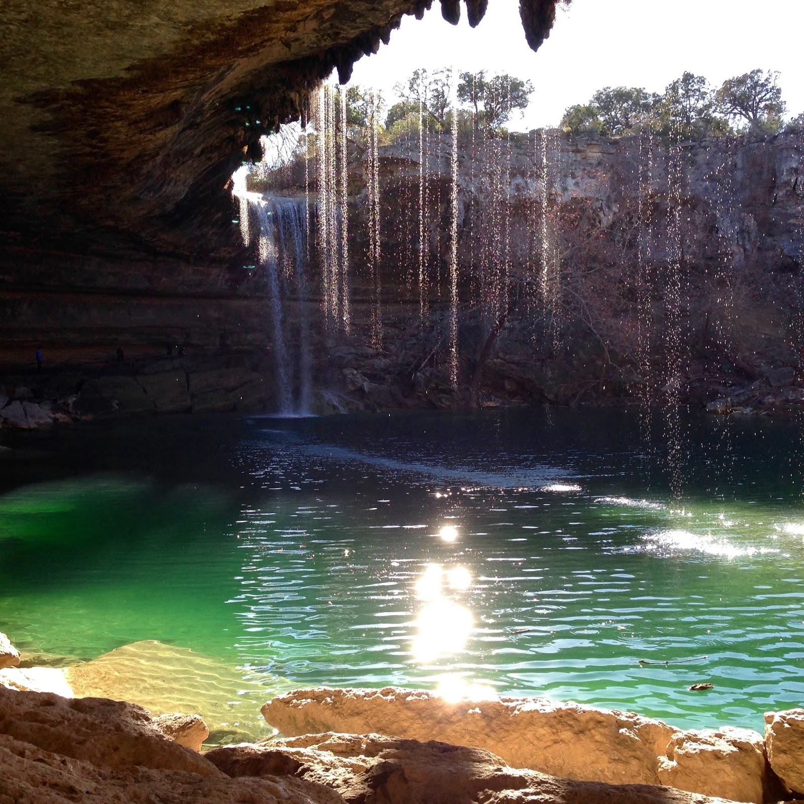 True North: Hamilton Pool