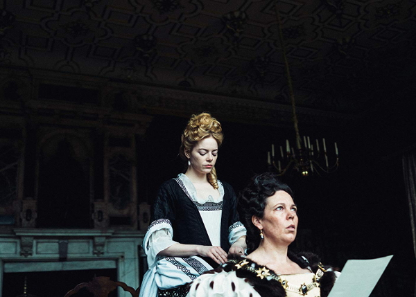 ★★★½ | The Favourite (La favorite)