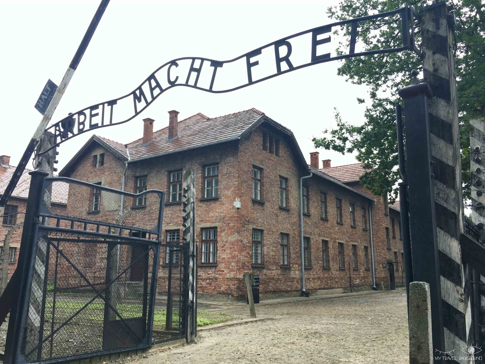 My Travel Background : Visiter Auschwitz-Birkenau