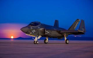 Pesawat Tempur Siluman F-35