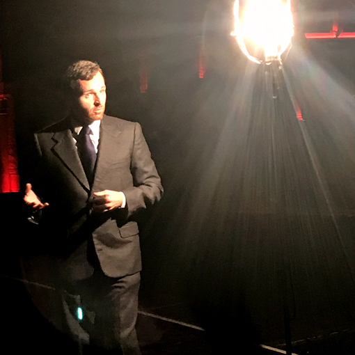 """Fox Theatre Ghost Tour 2018 