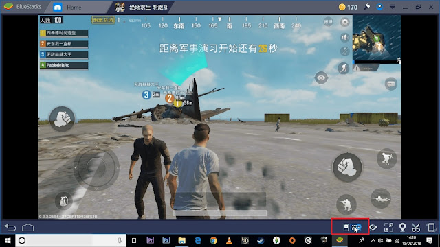 Cara Memasang dan Memainkan PUBG Mobile di BlueStacks Cara Memasang dan Memainkan PUBG Mobile di BlueStacks