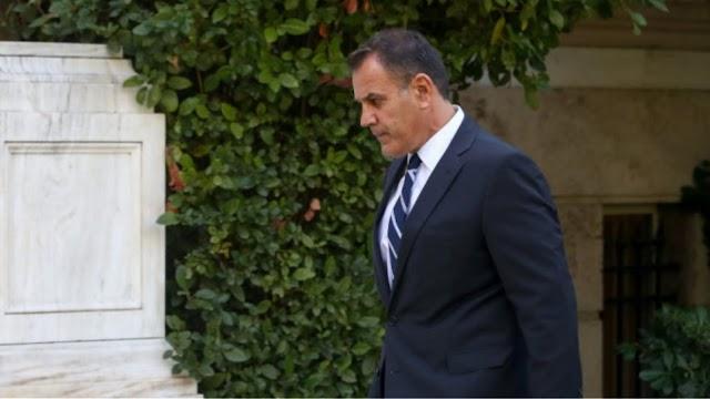 Στο Μαξίμου Παναγιωτόπουλος και οι Αρχηγοί ΓΕ-Τι συζήτησαν