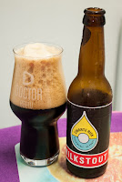 De Prael Milk Stout