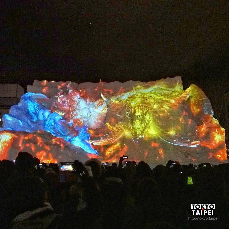 【札幌雪祭】1丁目到12丁目冰雪節全紀錄 120座雪雕搭配燈光、音樂、美食
