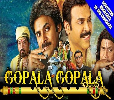 Gopala Gopala (2018) hindi dubbed movie watch online HDrip 720p
