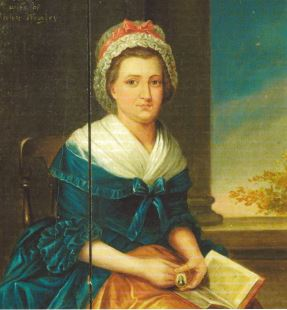 Mary Vazeille Wesley