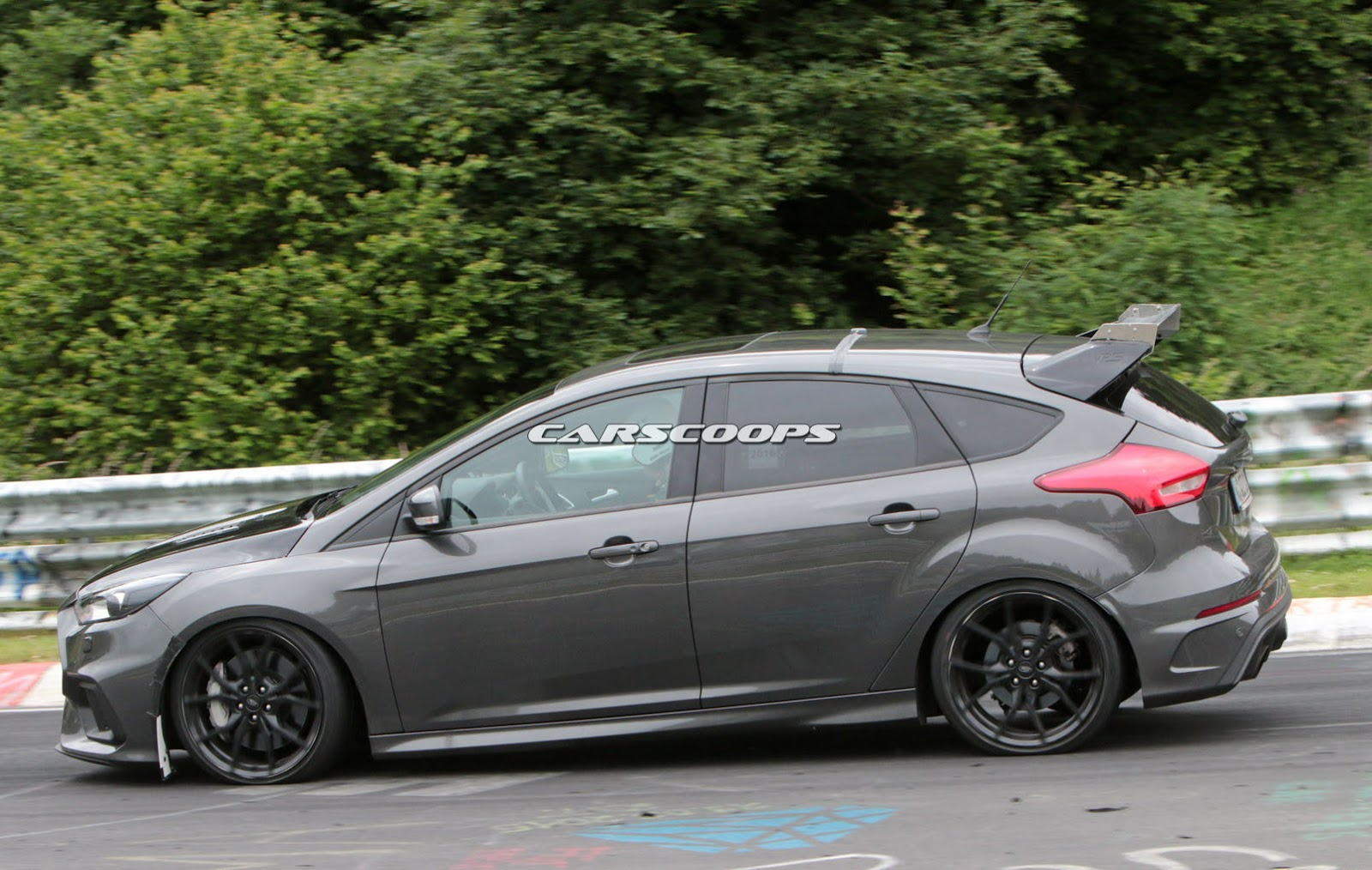 Vwvortex com 2016 ford focus rs officially revealed with awd over 316bhp and a six speed manual