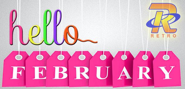 Hello February retro kursus
