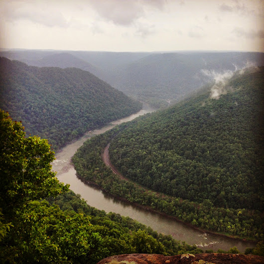 New River Gorge National River in West Virginia | Wander on the Weekend