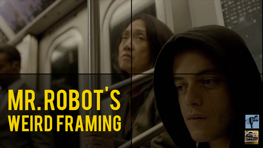 Mr. Robot's Weird Framing