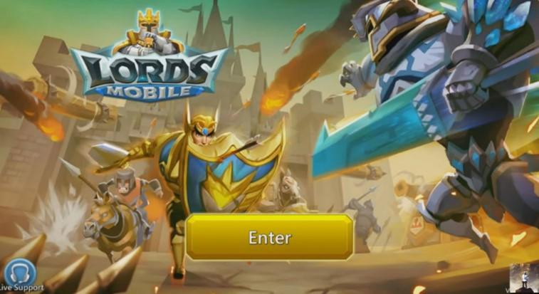 Download Lords Mobile APk terbaru