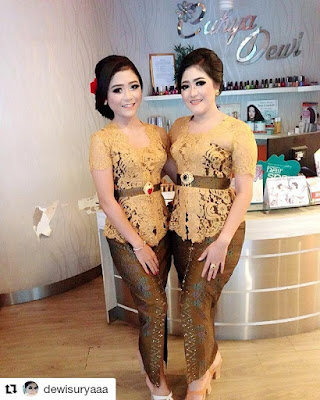 Baju Kebaya Pendek