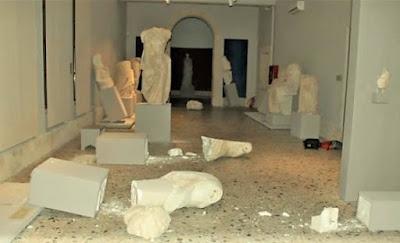 Το ψέμα για το αρχαιολογικό μουσείο στην Κω