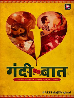 18+ Gandii Baat S01 Complete Hindi 480p 720p 1080p WEB HDRIP [ Season 1 ALL 1-4 Episodes] Download Gdrive