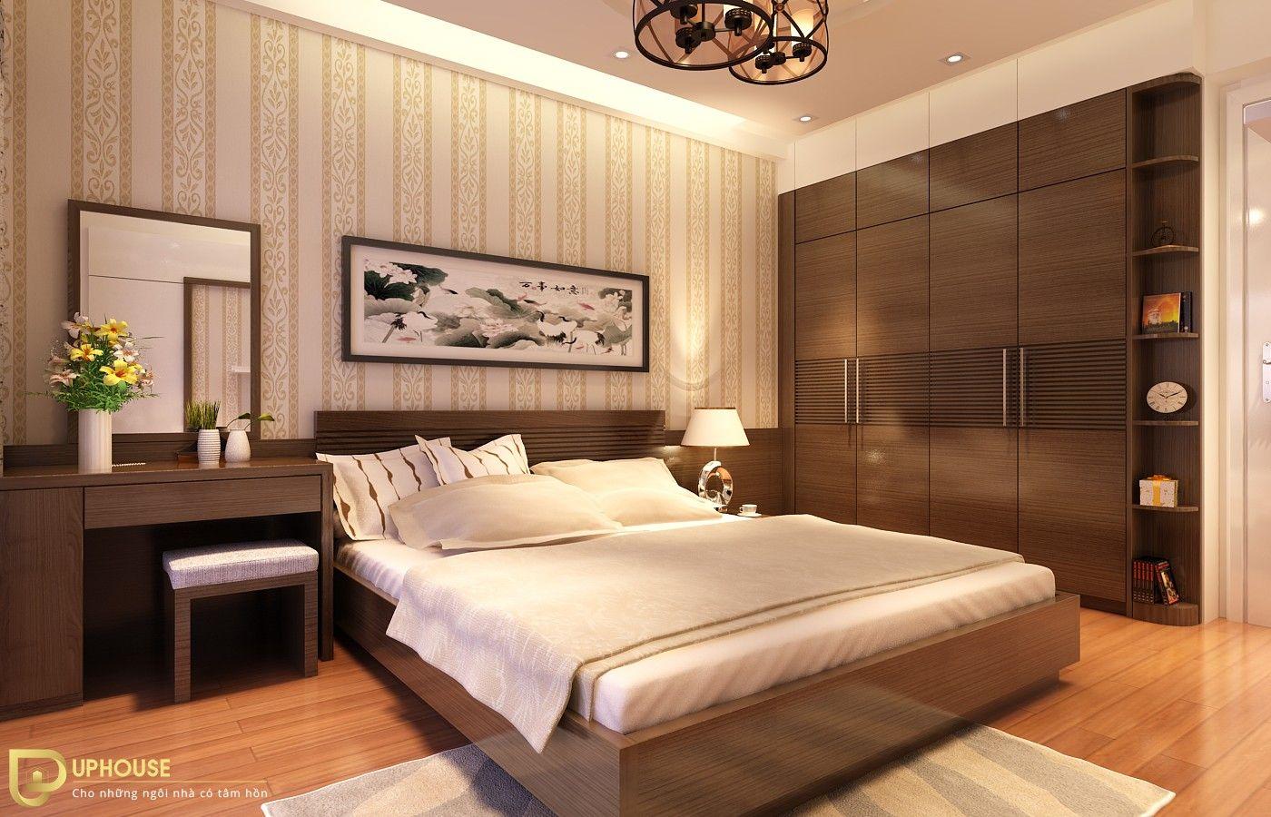 Phòng ngủ cho người mệnh Hỏa 06