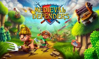 تحميل لعبة Medieval Defenders الدفاع عن القلعة
