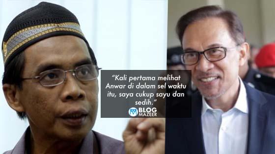 Bekas Banduan Dedah Kelakuan Dan Realiti Kehidupan Sebenar Anwar Ibrahim Di Dalam Penjara