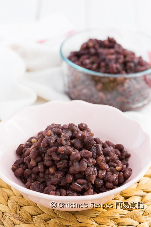 蜜紅豆 Sweetened Red Bean Instant Pot01