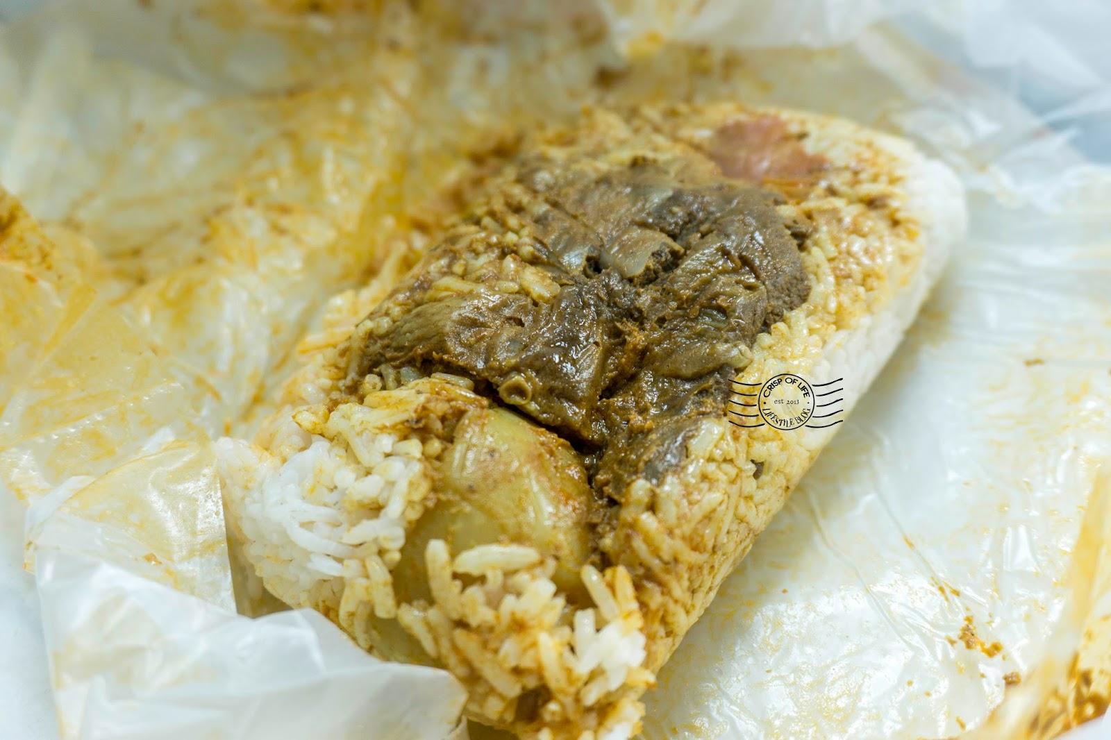 亚清七爷咖喱饭 Ah Ching Nasi Lemak