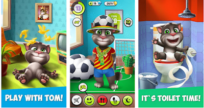 My Talking Apk 4.7.1.87 Mod Unlimited Coins