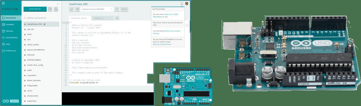 الاردوينو Arduino واستخدامه