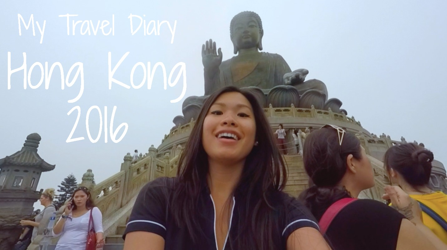 my hong kong travel diary blog vlog