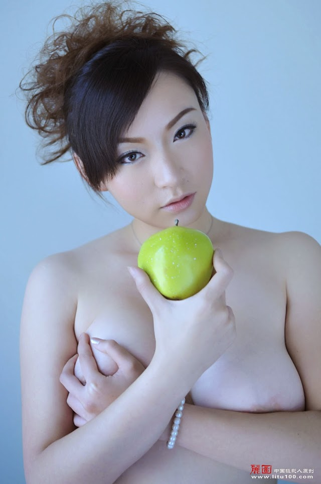 Chinese Nude Model Guo Mo  [Litu100]  | 18+ gallery photos
